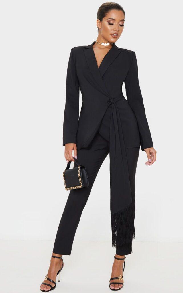 Save 50% on Women Fashion Blazer and pants
