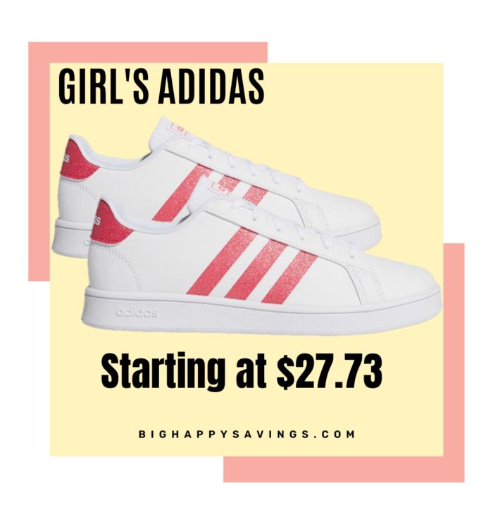 Big Happy Savings Girls Adidas