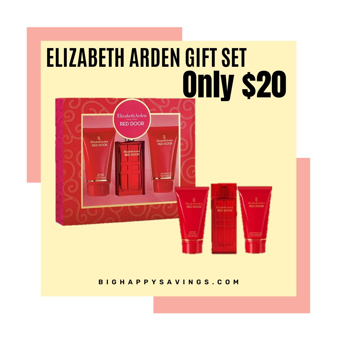 Big Happy Savings Elizabeth Arden Red Door