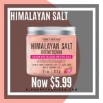 Big Happy Savings Himalayan Salt