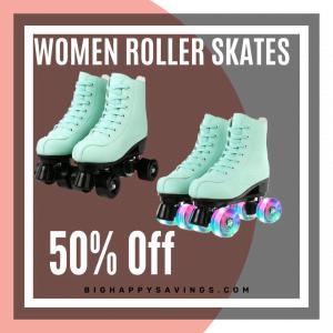 Big Happy Savings Women Roller Skates